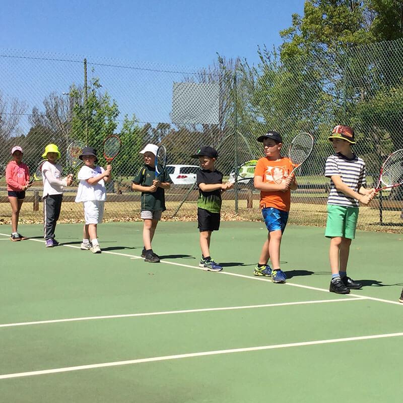 tennis holiday program Toowoomba